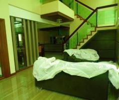 Fully Furnished House with pool inside a gated Subdivision for rent - 80K - 8
