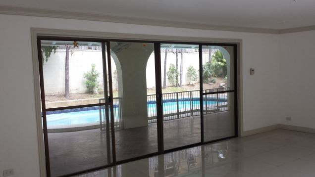 House & Lot for Lease in Garfield Street, West Greenhills, San Juan - 0
