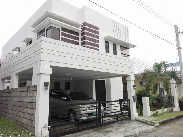 2-Storey 4Bedroom Modern House & Lot For RENT In Pulu Amsic Subd.,Angeles City - 7