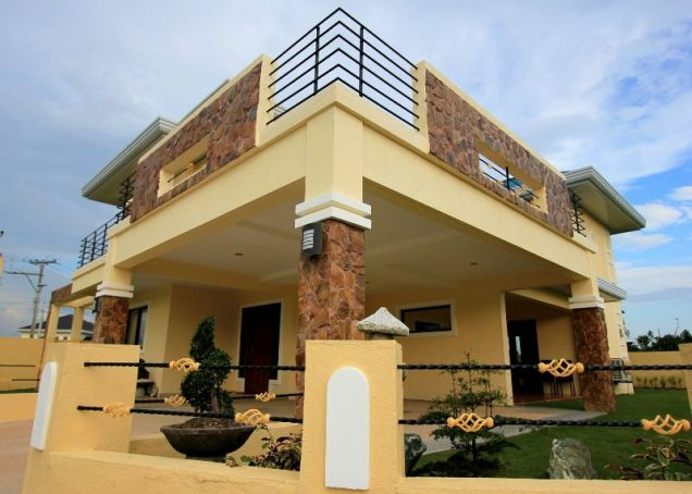 Furnished 4Bedroom 2-Storey House & Lot For Rent In Hensonville Angeles City Near Clark - 9