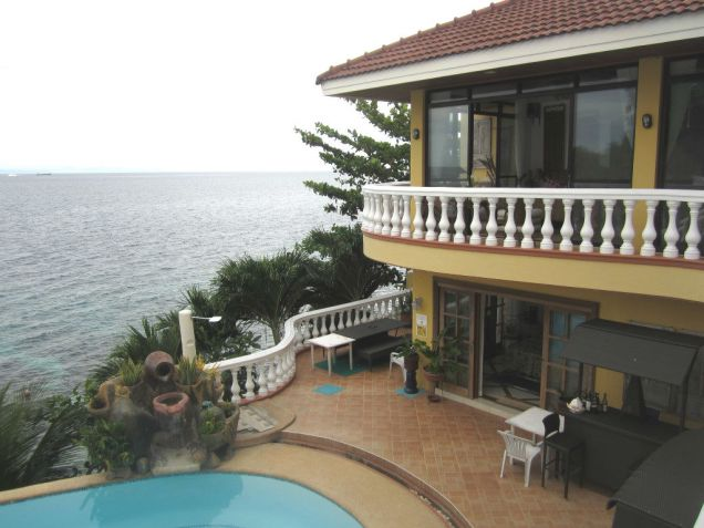 For Rent Two Beachouses with Pool,Garden and Cliff Beachfront, Tabogon Cebu - 5