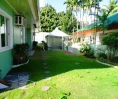 Bungalow House With Big Lot For Rent In Angeles City - 4