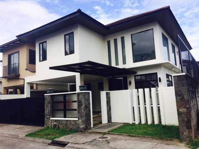 3 Bedroom Unfurnished Modern House and Lot for Rent in Friendship - 0