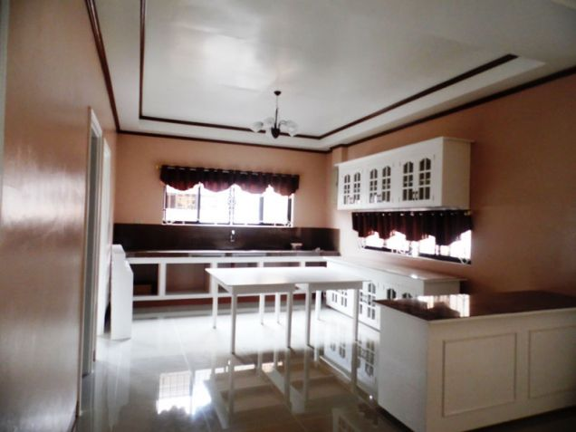 Furnished  House & Lot For Rent Along Friendship Highway In Angeles City Near CLARK - 6