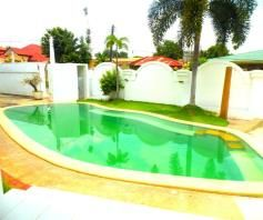 Huge White House With Pool For Rent In Angeles City - 8