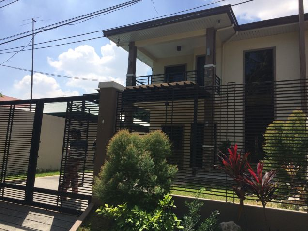Brand New 2-Storey Modern House And Lot For RENT In Angeles City Near Holy Angel University - 0