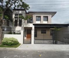 2 Storey House and Lot for Rent in Friendship Angeles City - P60K - 0