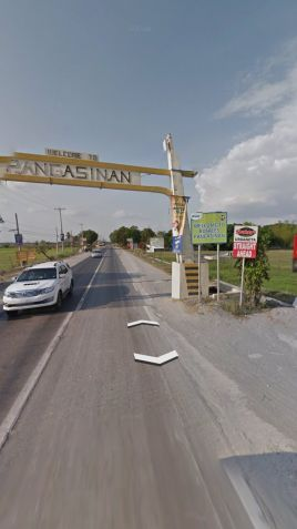 Mcarthur Highway Commercial Land Lot For Sale in Rosales Pangasinan - 2