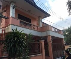 House and lot for rent in angeles city - 0