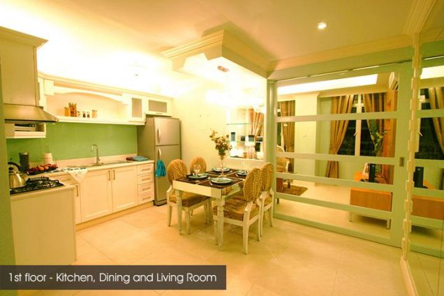 House and Lot For Rent in Guadalupe Cebu, Fully Furnished - 3
