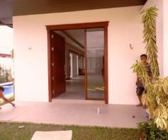 This 3 bedroom Semi - furnished house is located in a safe and secured subdivision - 3