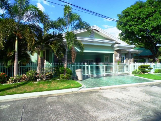 Bungalow Type House and Lot for Sale in Cut-cut  Angeles City - 0