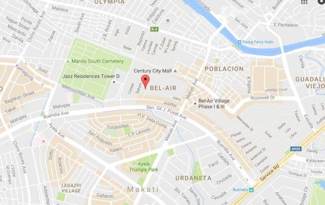 3 bedroom House and Lot fo Rent in Bel-Air, Makati, Code: COJ-HL - 290OMJ - 0
