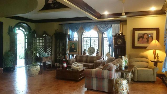 Ayala Alabang Furnished House For Rent - 0
