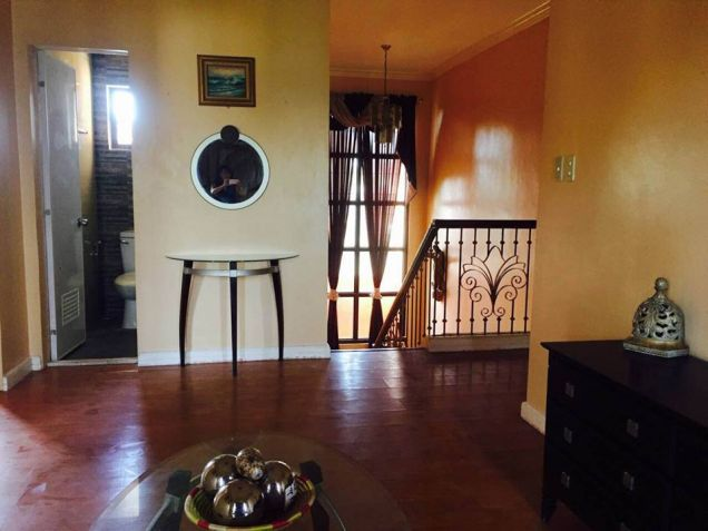 Four Bedroom House and Lot For Rent near Marquee Mall - 1