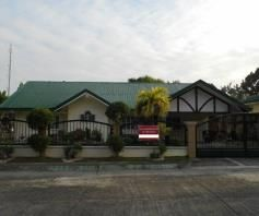 Furnished Bungalow House For Rent In Angeles City - 0