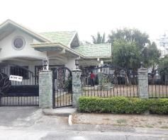 Bungalow House inside a gated Subdivision in Friendship for rent - 40K - 7