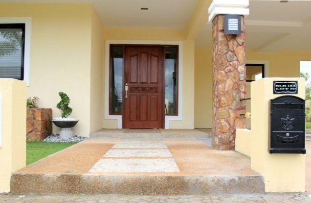 4Bedroom 2-Storey House & Lot for Rent In  Hensonville Angeles City near Clark - 8