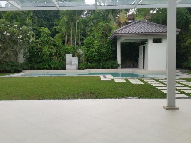 Modern Mediterranean Ayala Alabang House For Rent - 5