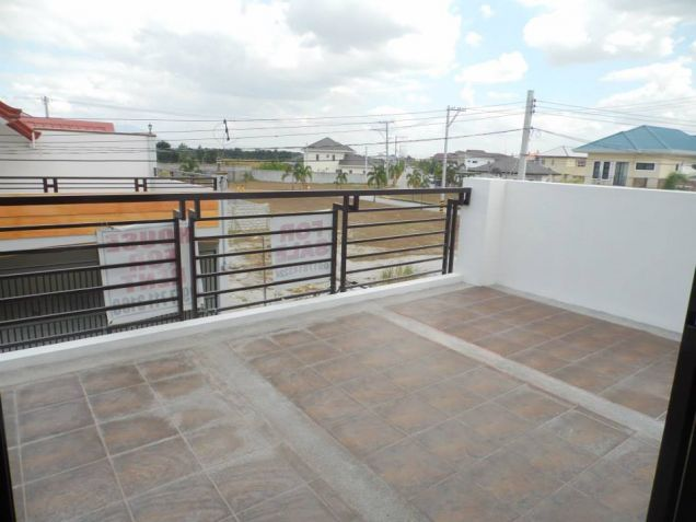 Furnished Modern House For Rent In Angeles City - 2