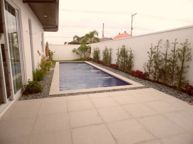 Bungalow House With Swimming Pool For Rent In Angeles City - 8