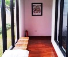 4 Bedroom furnished house with swimming pool for rent - P120K - 3
