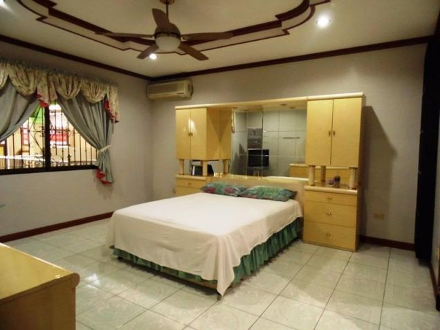 6 Bedroom Semi Furnished house and Lot for Rent with Private Pool Near Clark - 1