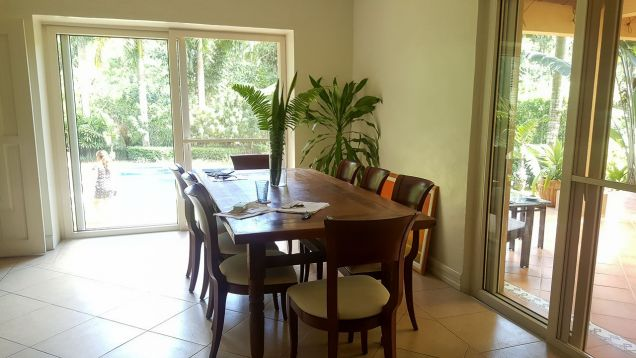 Beautiful 4 Bedroom House with Swimming Pool for Rent in Maria Luisa Estate Park - 1