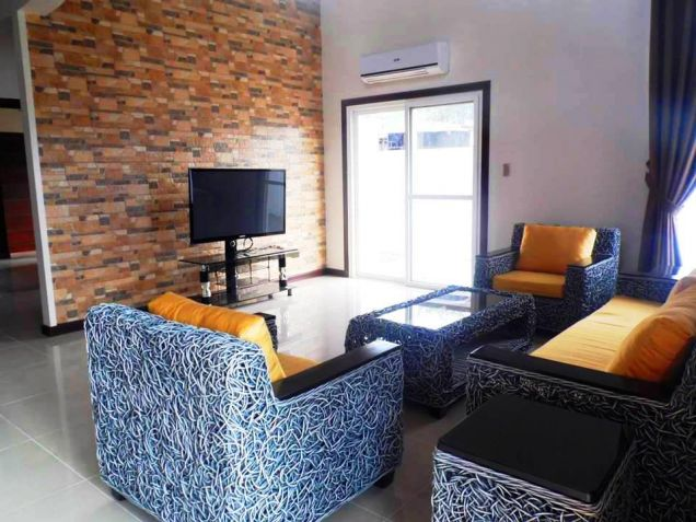 Brandnew House and Lot for Rent in Hensonville Angeles City - 5