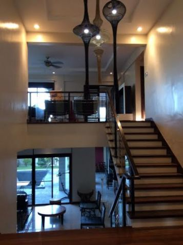 For Rent Four Bedrooms House with Pool in Maria Luisa Estate Park Banilad Cebu City - 2