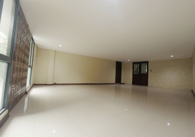 Lease / Rent: Newly Renovated House & Lot, North Forbes Park, Makati City - 1