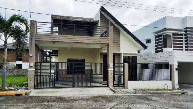 1Storey House And Lot For Rent In Hensonville Angeles City - 0