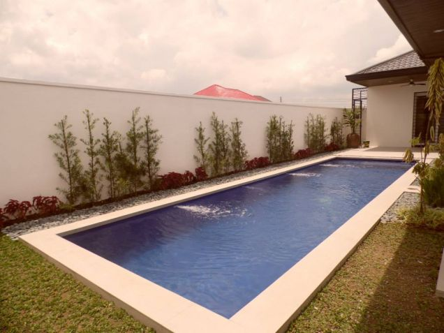 Bungalow House With Swimming Pool For Rent In Angeles City - 7