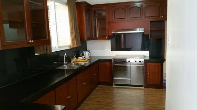 Semi furnished with 3BR house for rent in Telabastagan San Fernando Pampanga - 60K - 6