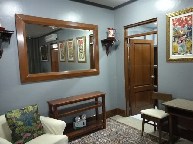 Fully Furnished House for rent in San Lorenzo Village Makati City - 4