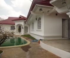 5 Bedroom Elegant House and Lot with Pool for Rent in Balibago - 7