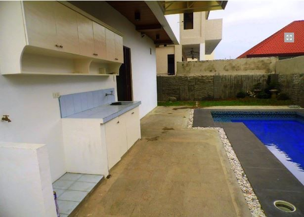 Modern House with swimming pool for rent in Hensonville - 80K - 7
