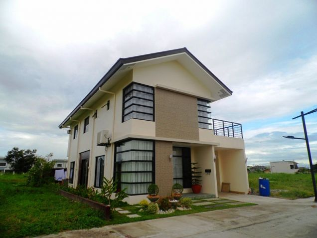 2-Storey Furnished House & Lot for RENT near CLARK Angeles City - 1