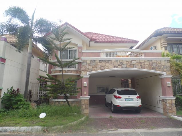 2 Storey House and Lot for Rent in San Fernando Pampanga - 0