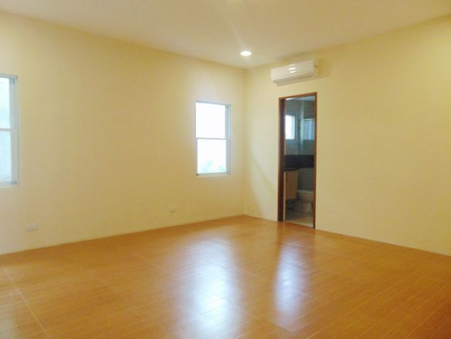 House for Rent in Banilad, Cebu City 4-Bedrooms unfurnished with air-condition units - 4