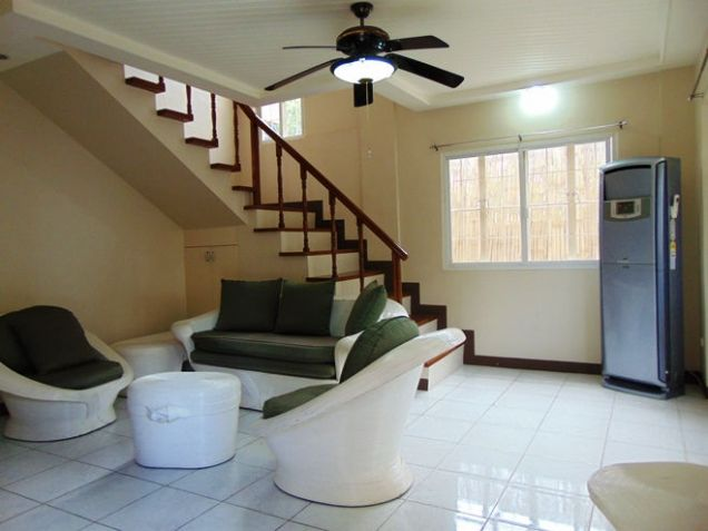Fully Furnished House for rent in Talamban, Cebu City, 5-Bedroom, 200 sq.m. floor area - 2