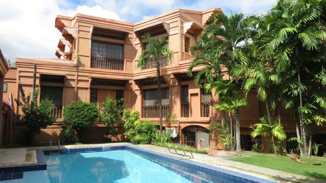 House for rent in Cebu City, Northtown Homes 6-br with swimming pool - 0