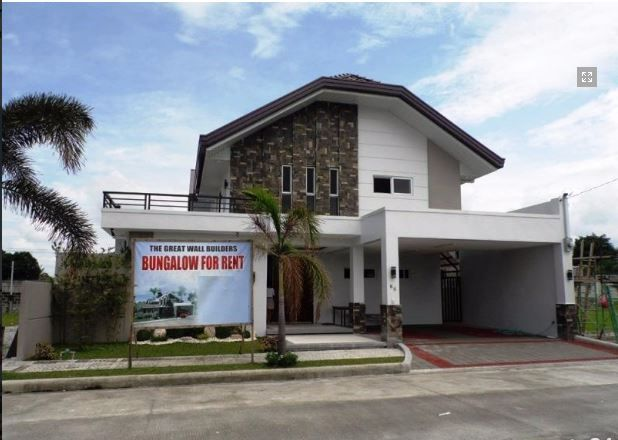House with Swimming pool for rent - Near SM Clark! - 0