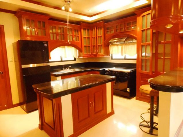 2-Storey Fullyfurnished House & Lot For Rent In Hensonville Angeles City Near Clark - 2