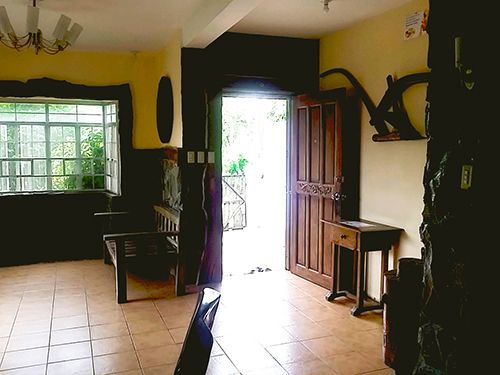 For Rent 4 Bedroom Rustic Villa With Pool in Tagaytay - 1