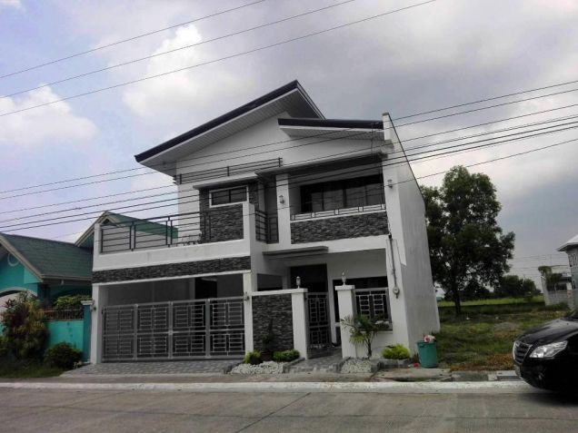 5 Bedroom Brand New Furnished House and Lot for Rent in Angeles City - 3