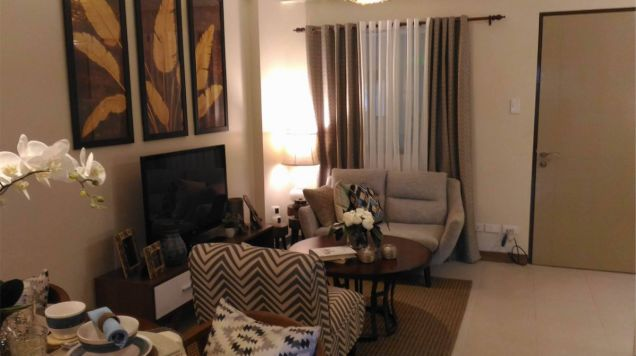 Affordable Condo Unit near Eastwood 2BR RFO 10 percent to move-in - 2