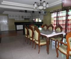 Semi Furnished House and Lot for Rent in Angeles City - 1