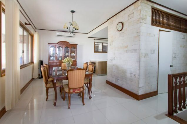 Fully Furnished 4 Bedroom House for Rent in Talamban - 5