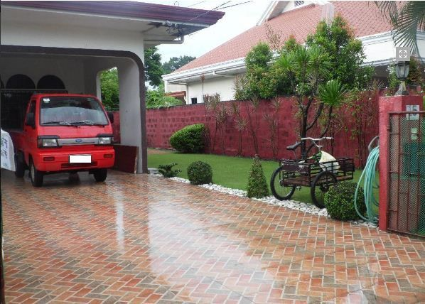 Fully Furnished Bungalow House for rent near SM Clark - 2